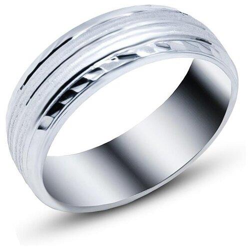 цена на Silver WINGS Кольцо из серебра 01fyr10971-113, размер 19