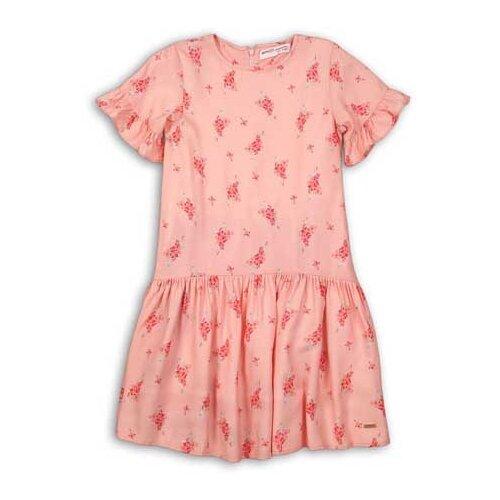 Платье Minoti размер 11-12 л, розовый