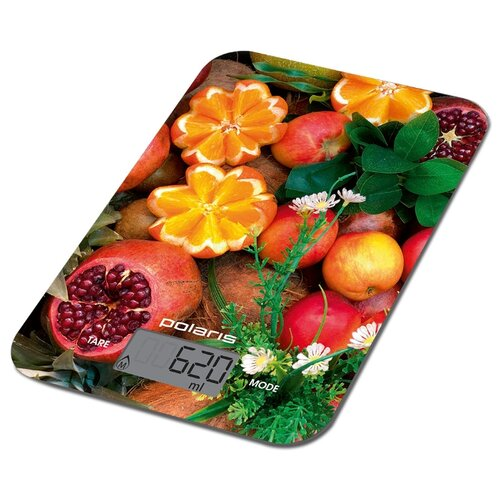 Фото - Кухонные весы Polaris PKS 1057DG fruits весы polaris pks 0539dmt