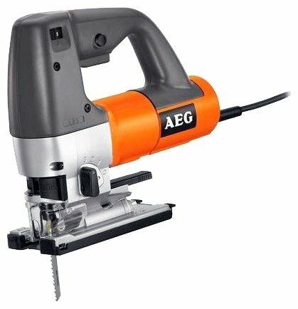 Электролобзик AEG STEP 1200 BX 600 Вт