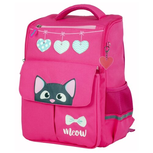 Купить Berlingo ранец Concept Котик, розовый, Рюкзаки, ранцы