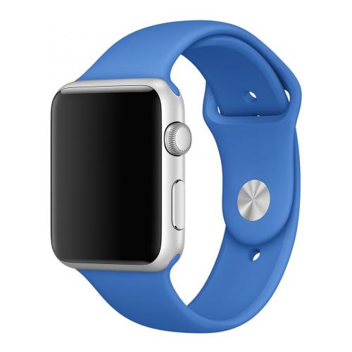 Купить CARCAM Ремешок для Apple Watch 38mm Sport Band лазурный