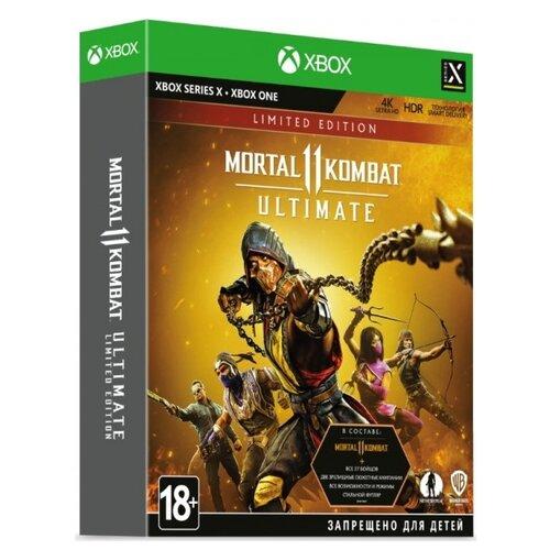 Игра для Xbox ONE/Series X Mortal Kombat 11 Ultimate. Limited Edition, Warner Bros.  - купить со скидкой
