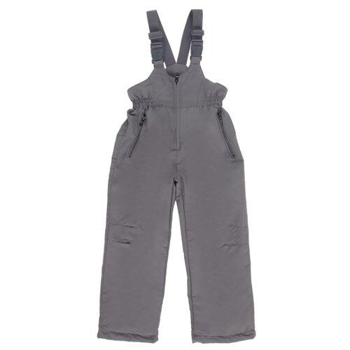 Купить Полукомбинезон Fun time SS20TK1042L размер 122, серый, Полукомбинезоны и брюки