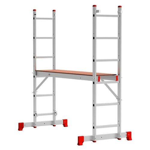 Лестница трансформер 2-секционная ВИХРЬ ЛПА 3-У