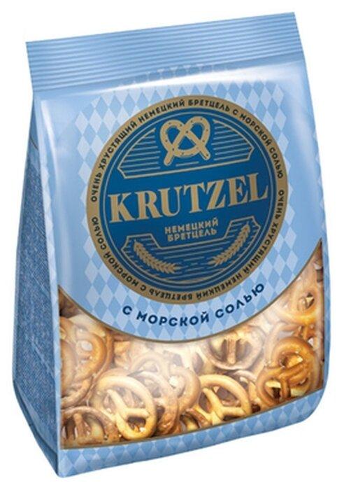 Крендельки Krutzel Бретцель с солью 250 г