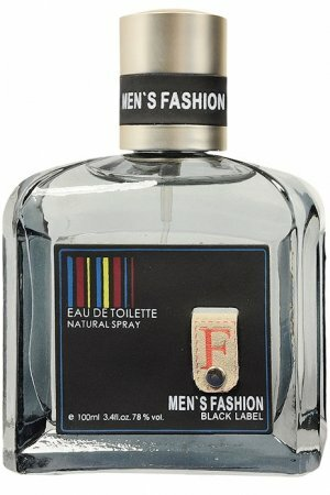 Genty Men's Fashion Black Label