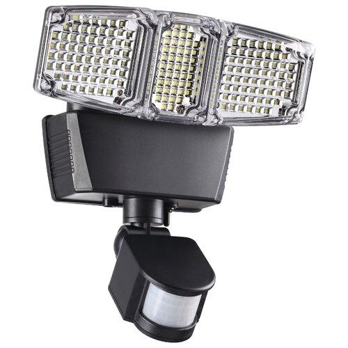 цена на Novotech Уличный настенный светильник на солнечной батарее Solar 358019