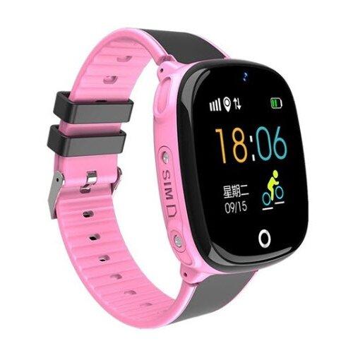 Детские умные часы Smart Baby Watch HW11 розовый часы smart baby watch sbw x бирюзовый