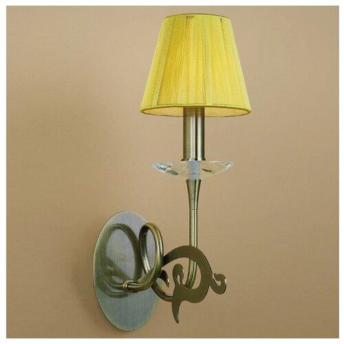 Настенный светильник Mantra Acanto 0443, 40 Вт настенный светильник mantra bahia 5232 16 вт