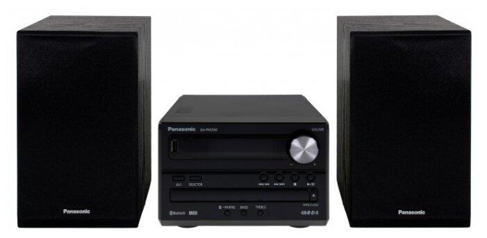 Музыкальный центр Panasonic SC-PM 250 Black фото 1