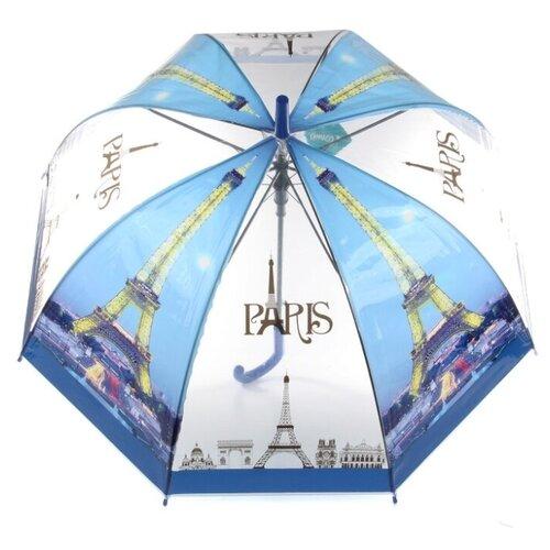 Зонт Amico 102731 трость, диаметр 85 см.