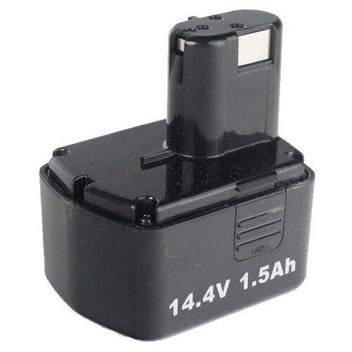 Аккумулятор PATRIOT 190200104 Ni-Cd 14.4 В 1.5 А·ч аккумулятор patriot 14 4v 1 5 ah hb dcw ni 190200104