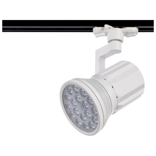 Трековый светильник Arte Lamp A6118PL-1WH трековый светильник arte lamp linea a1314pl 1wh