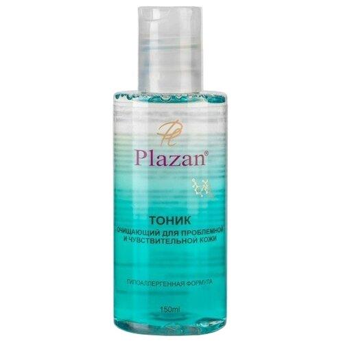 Купить Plazan Тоник очищающий для проблемной и чувствительной кожи 150 мл