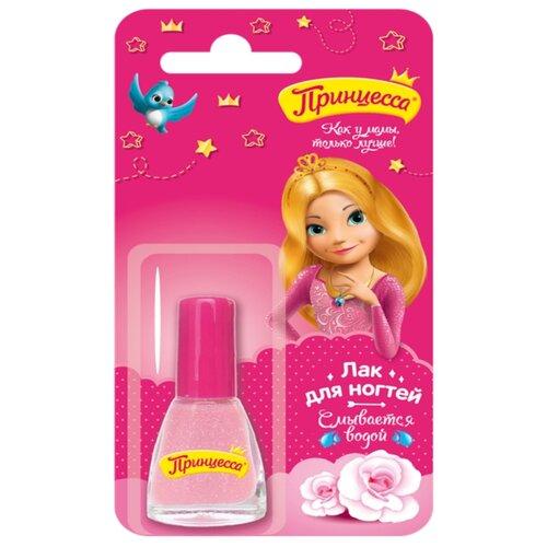 Лак для ногтей Принцесса светло-розовый 009