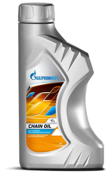 Масло для смазки цепи Газпромнефть Chain Oil 1 л