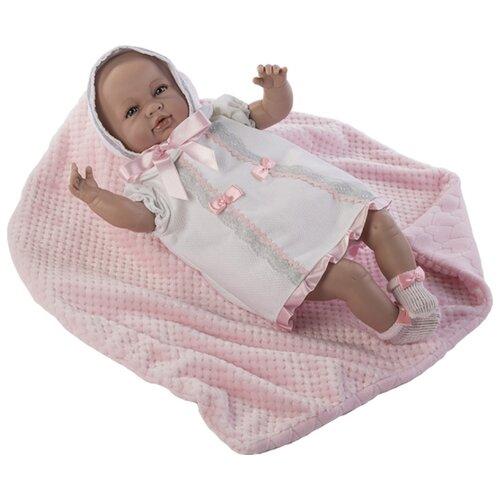 Купить Кукла Munecas Berbesa Sara с пледом, 50 см, 5209, Куклы и пупсы