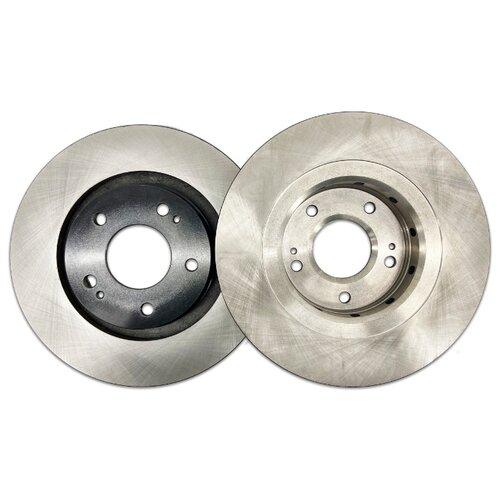 Комплект тормозных дисков передний NIBK RN1403 294x24 для Mitsubishi Outlander (2 шт.)