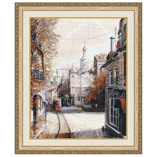 цена на Золотое Руно Набор для вышивания Трамвай желаний 45 х 36,7 см (ГМ-039)