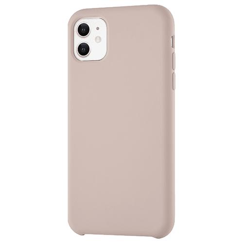 Чехол-накладка uBear Touch Case для Apple iPhone 11 розовый чехол накладка ubear touch case для apple iphone 7 iphone 8 cream