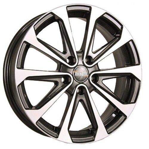 Фото - Колесный диск Tech-Line 639 6.5х16/5х105 D56.6 ET39, 8.2 кг, GRD колесный диск racing wheels h 125 6 5х15 5х105 d56 6 et39 w f p