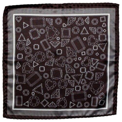 Нагрудный платок OTOKODESIGN 526 черный paura платок