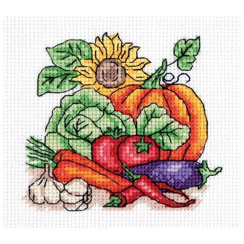 Купить Klart набор для вышивания 8-264 Осенний урожай , Наборы для вышивания