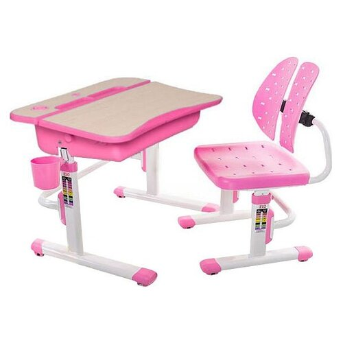 Комплект MEALUX парта и стул