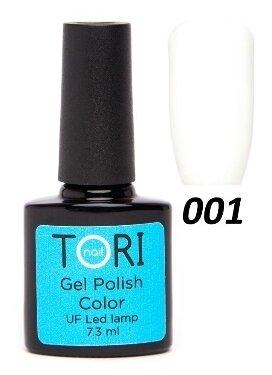 Гель лак TORI nail Gel Polish Color,