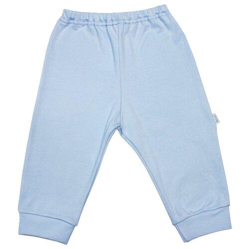 Купить Брюки Веселый Малыш размер 68, голубой, Брюки и шорты