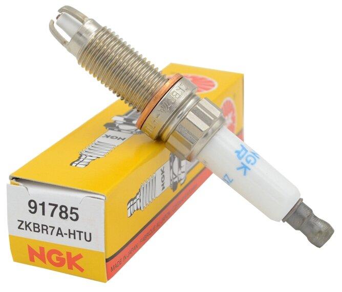 Свеча зажигания NGK 91785 ZKBR7A-HTU