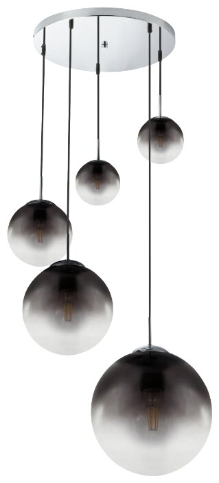Люстра Globo Lighting Varus 15861-5, 200 Вт