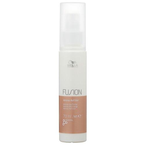 Wella Professionals FUSION Интенсивная восстанавливающая амино-сыворотка для волос, 70 мл wella амино сыворотка fusion интенсивная восстанавливающая 70 мл