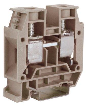 Зажим клеммный проходной DKC ZCBC35GR