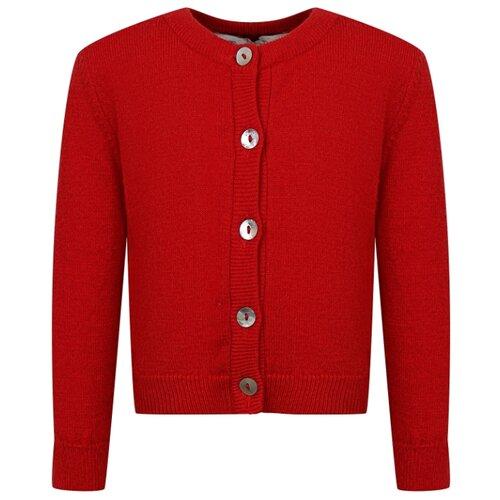 Купить Кардиган Special Day размер 116, красный, Свитеры и кардиганы