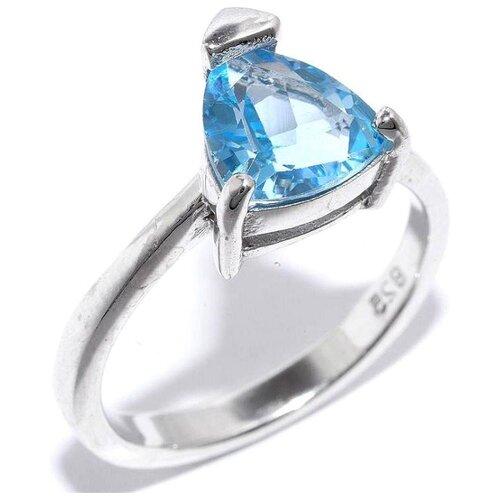 Silver WINGS Кольцо с топазами из серебра 210047-32-54, размер 17 silver wings кольцо с топазами из серебра 210047 32 54 размер 17