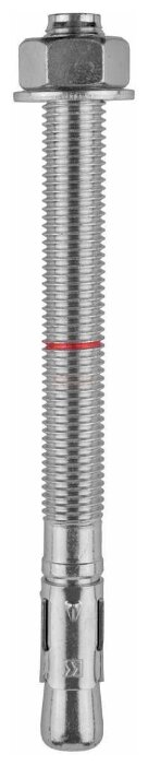 Анкер распорный Kraftool 302184-08-130 8x130, 50 шт.