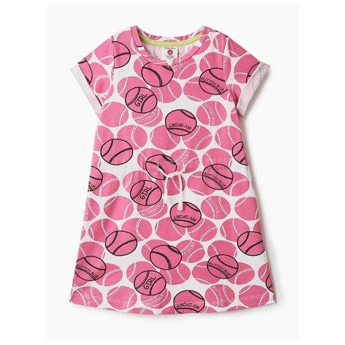 Фото - Футболка Button Blue размер 104, розовый сорочка button blue размер 104 110 розовый