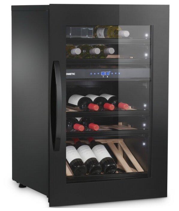 Встраиваемый винный шкаф DOMETIC E49FGB Elegance