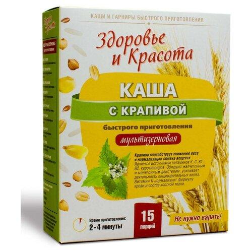 Health & Beauty Каша мультизерновая Здоровье и красота с крапивой, 300 г