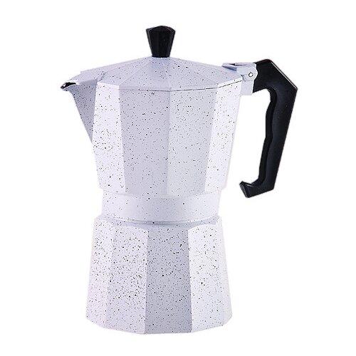 Гейзерная кофеварка MAYER & BOCH 29694 (450 мл), серебристый