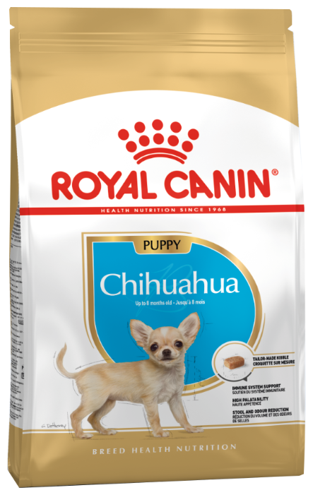 Корм для щенков Royal Canin Чихуахуа 3 кг