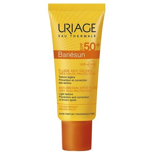 Uriage эмульсия Bariesan против пигментных пятен, SPF 50, 40 мл лучшие крема против пигментных пятен