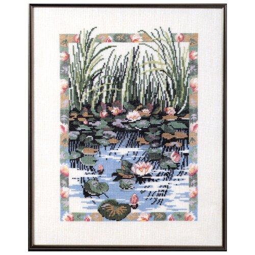 Набор для вышивания Водяные лилии