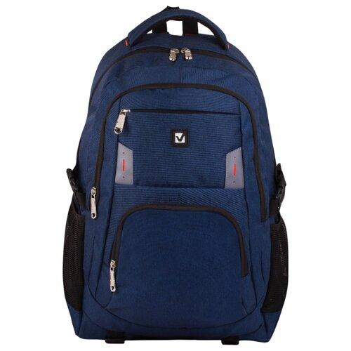 Рюкзак BRAUBERG Меркури (синий) рюкзак brauberg 227073
