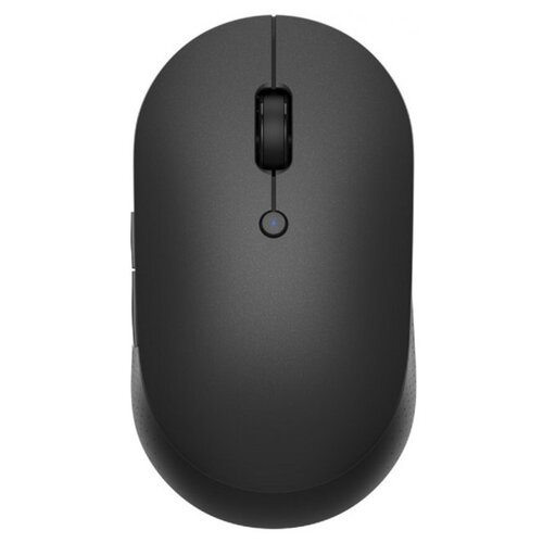 Беспроводная мышь Xiaomi Mi Dual Mode Wireless Mouse Silent Edition черный 2