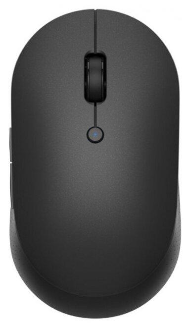 Беспроводная мышь Xiaomi Mi Dual Mode Wireless Mouse Silent Edition — купить по выгодной цене на Яндекс.Маркете