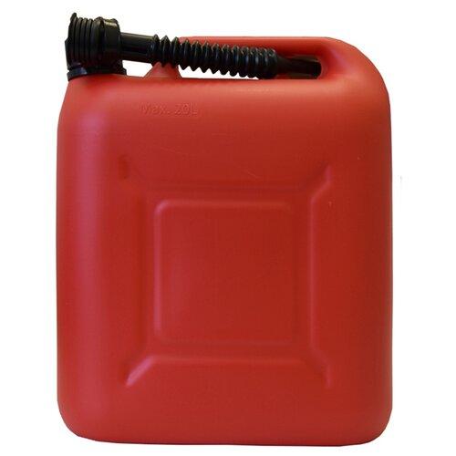Канистра ALCA 725020, 20 л, красный