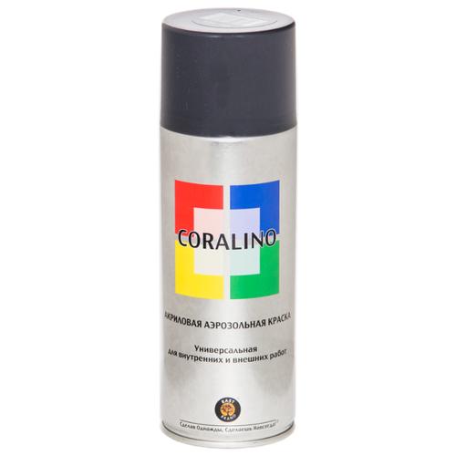 Краска Eastbrand Coralino универсальная RAL 7024 серый графит 520 мл